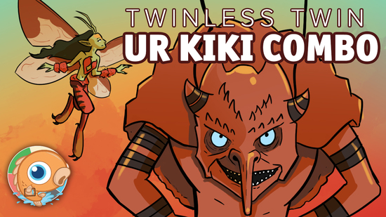 Image for Instant Deck Tech: Twinless Twin/UR Kiki Combo (Modern)