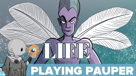 Playing pauper life
