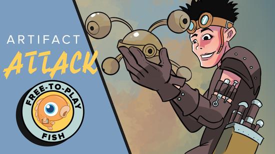 Artifact attack
