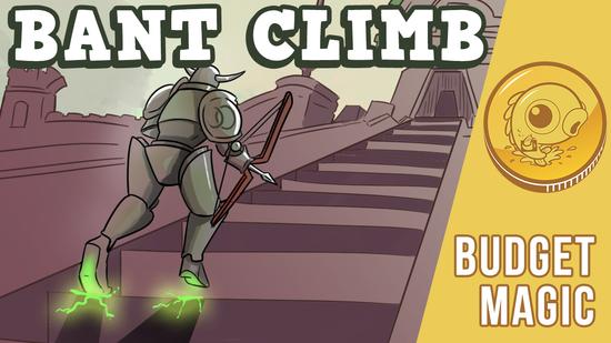 Image for Budget Magic: $96 (13 tix) Bant Climb (Standard, Magic Online)