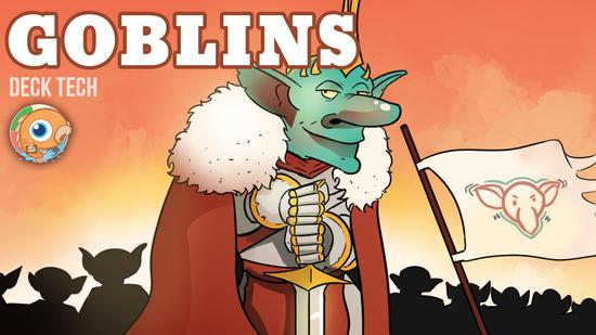 Image for Instant Deck Tech: Goblins (Standard)