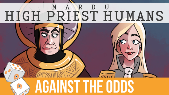 Image for Against the Odds: Mardu High Priest Humans (Modern, Magic Online)