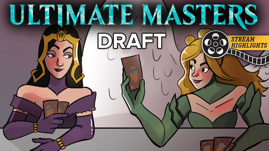Image for A Touch of Madness (Ultimate Masters Draft, Magic Online) – Stream Highlights