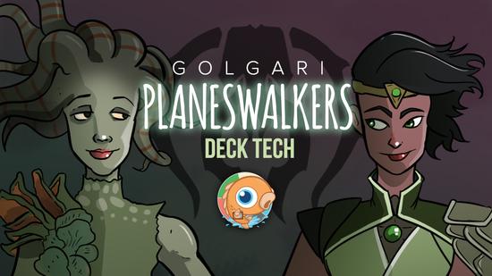 Image for Instant Deck Tech: Golgari Planeswalkers (Standard)