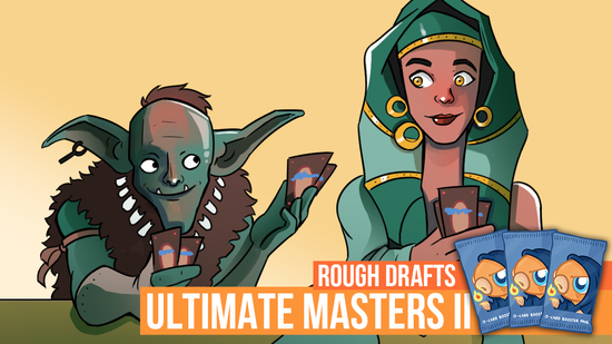 Image for Rough Drafts: Ultimate Masters II