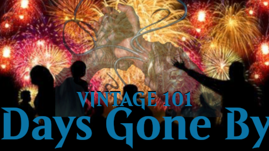Image for Vintage 101: Days Gone By