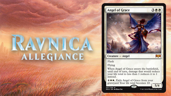 Angel of grace rna preview