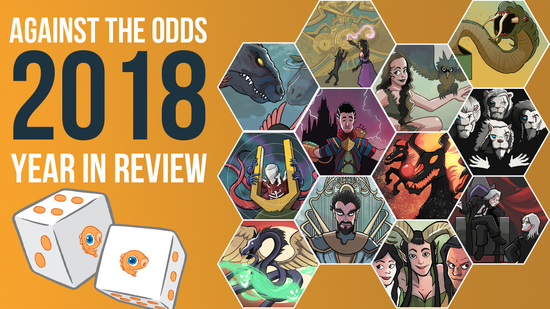 Image for Against the Odds: 2018 Year in Review