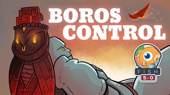 Image for Fish Five-0: Boros Control (Standard, Magic Arena)
