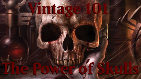 Image for Vintage 101: The Power of Skulls