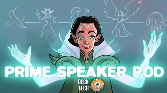 Image for Instant Deck Tech: Prime Speaker Pod (Modern)