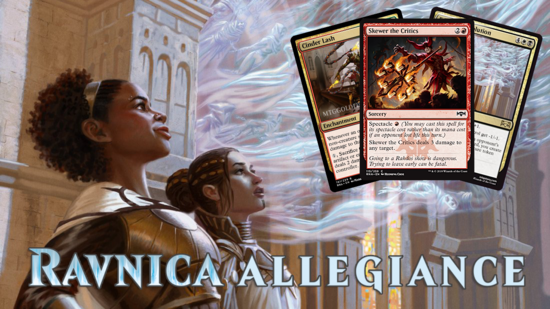 Image for Ravnica Allegiance Spoilers — January 9, 2019 | Skewer the Critics