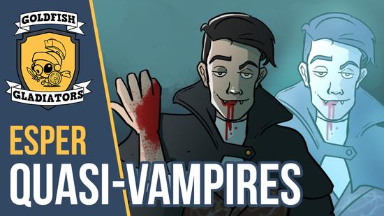 Esper quasi vampires