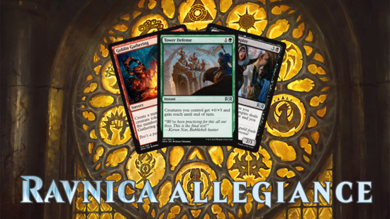 Image for Ravnica Allegiance Spoilers — January 11, 2019 | Complete Spoiler and Mythic Edition