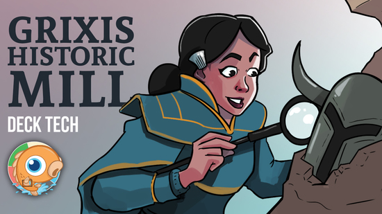 Image for Instant Deck Tech: Grixis Historic Mill (Standard)
