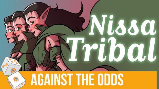 Image for Against the Odds: Nissa Tribal (Modern, Magic Online)