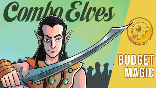 Image for Budget Magic: $98 (13 tix) Combo Elves (Modern, Magic Online)