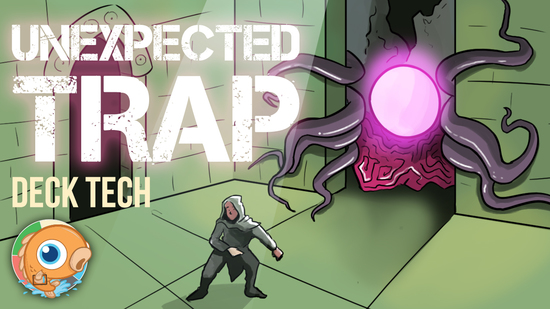 Image for Instant Deck Tech: Unexpected Trap (Modern)