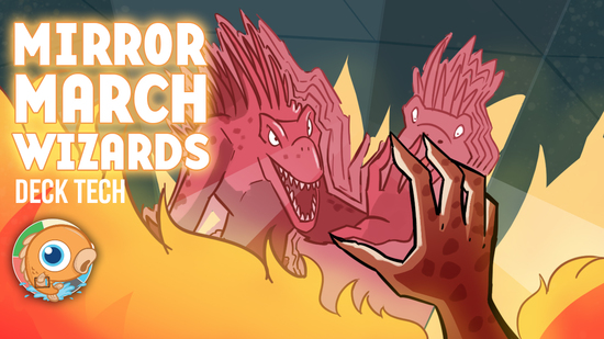 Image for Instant Deck Tech: Mirror March Wizards (Standard)