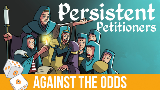 Image for Against the Odds: Persistent Petitioners (Standard, Magic Online)