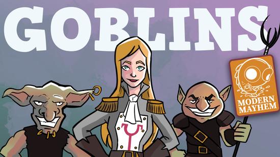 Goblins modern