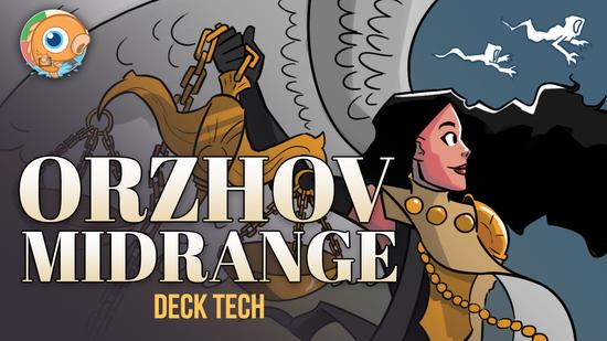 Image for Instant Deck Tech: Orzhov Midrange (Standard)