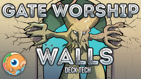 Image for Instant Deck Tech: Gate Worship Walls (Modern)
