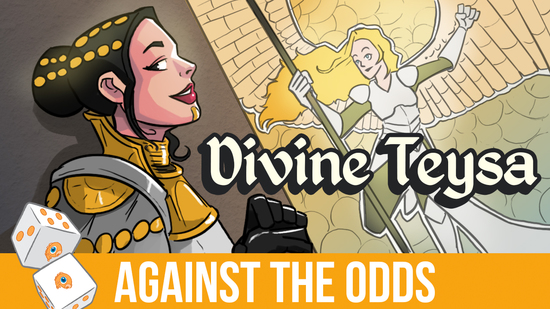 Image for Against the Odds: Divine Teysa (Standard, Magic Arena)