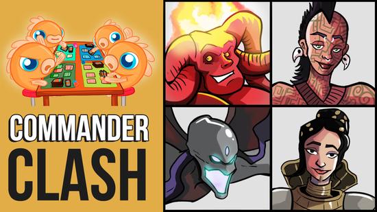 Commander clash 2019 week1
