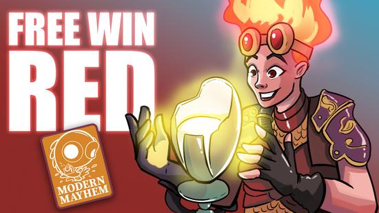 Image for Modern Mayhem: Free Win Red! (Modern, Magic Online)