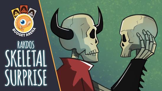 Skeletal surprise