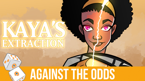 Image for Against the Odds: Kaya's Extraction (Modern, Magic Online)