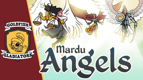 Image for Goldfish Gladiators: Mardu Angels (Standard, Magic Arena)