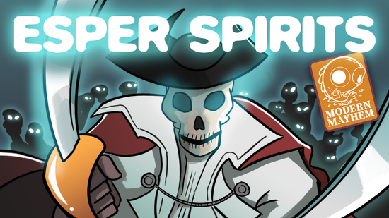 Image for Modern Mayhem: Esperits (Modern, Magic Online)