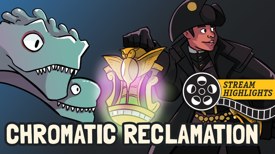 Chromatic reclamation highlights