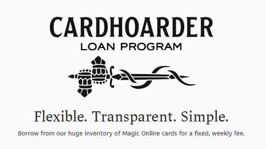 Cardhoarder loan program