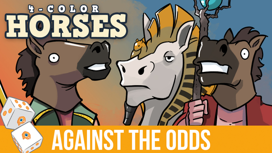 "Image for Against the Odds: Four-Color ""Horses"" (Modern, Magic Online)"
