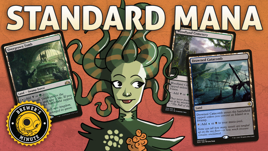 Image for Brewer's Minute: Standard Mana