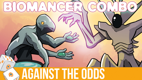 Image for Against the Odds: Biomancer Combo (Modern, Magic Online)