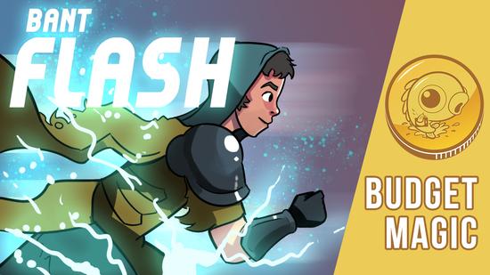 Image for Budget Magic: $89 (19 tix) Bant Flash (Modern, Magic Online)