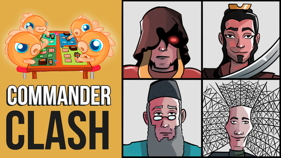 Commander clash 2019 week4