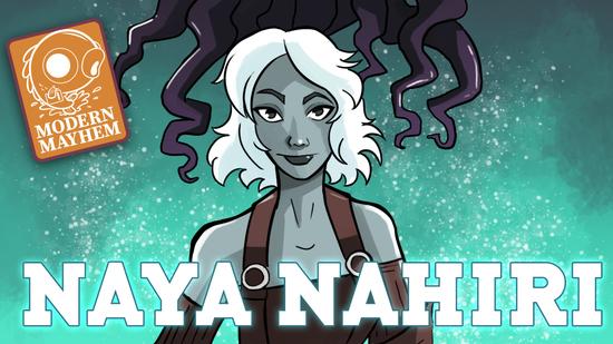 Image for Modern Mayhem: Naya Nahiri (Modern, Magic Online)