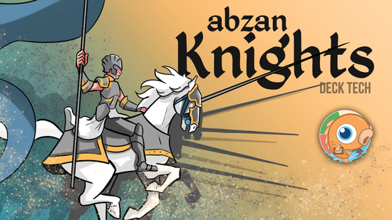 Image for Instant Deck Tech: Abzan Knights (Standard)