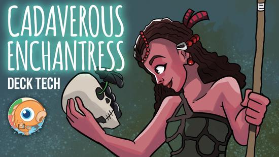 Image for Instant Deck Tech: Cadaverous Enchantress (Legacy)