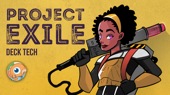 Image for Instant Deck Tech: Project Exile (Standard)