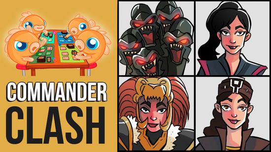 Commander clash 2019 week5