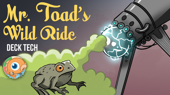 Image for Instant Deck Tech: Mr. Toad's Wild Ride (Legacy)