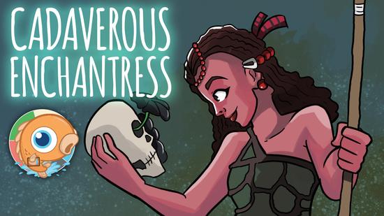 Cadaverous enchantress tbd