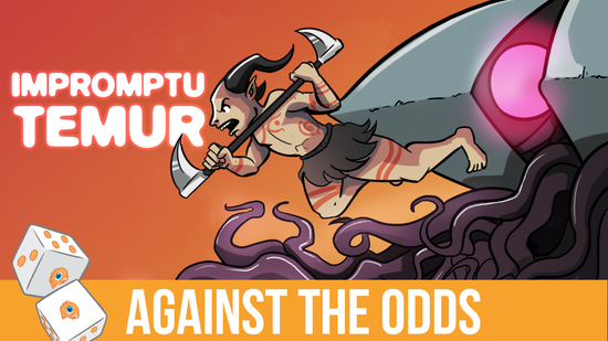 Image for Against the Odds: Impromptu Temur (Modern, Magic Online)