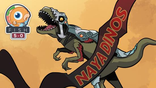 Image for Fish Five-0: Naya Dinos! (Standard, Magic Arena)
